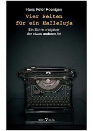 Vier Seiten für ein Halleluja. Cover.