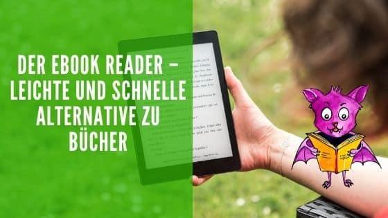 eBook Reader kaufen und was du beachten solltest.
